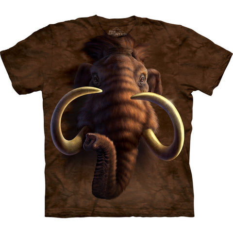 Mammoth Head Kids T-Shirt