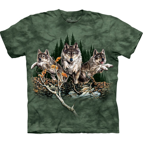 Wolves Find Twelve Kids T-Shirt