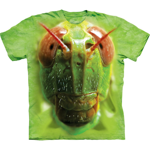 Grasshopper Face Kids T-Shirt