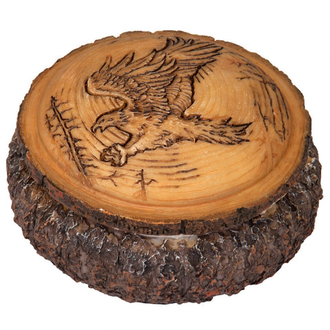 Eagle Swooping Trinket Box
