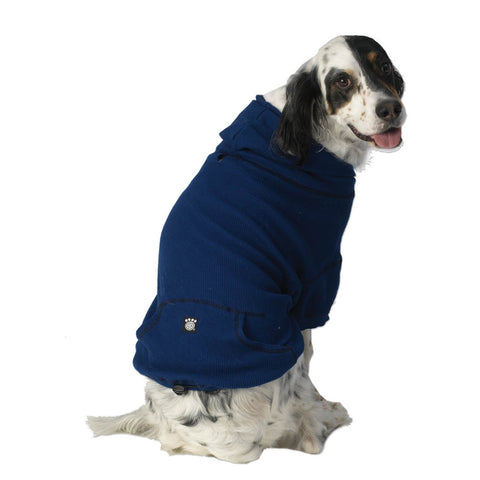 Bentley's Fur Trimmed Royal Dog Hoodie
