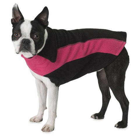 Slater's Fleece Pink Dog Vest