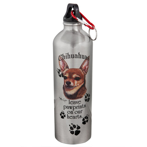 Chihuahua Stainless Steel Travel Mug
