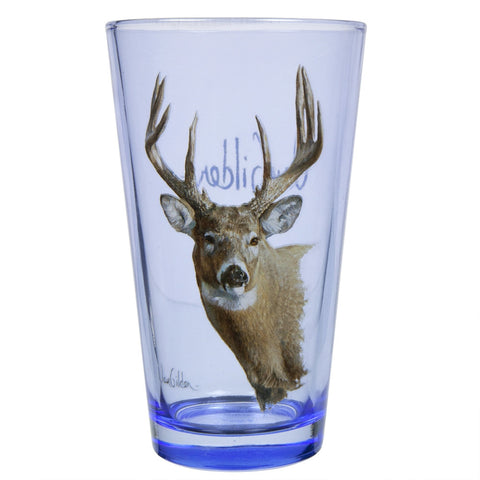 Van Gilder - Ten Point Buck Pint Glass