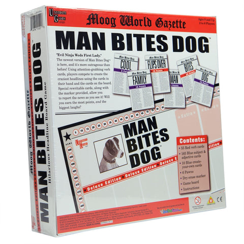 Man Bites Dog Game Deluxe Edition