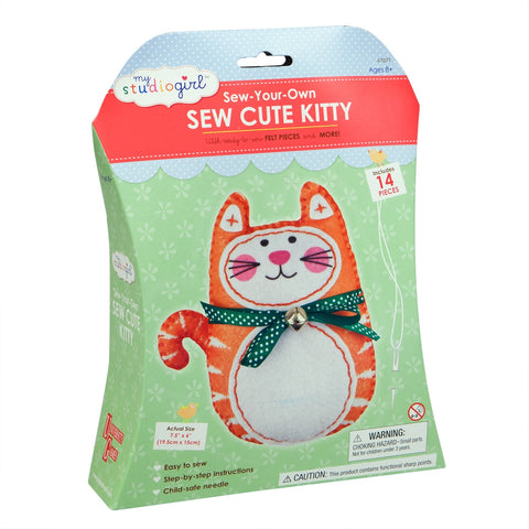 Kitty Sew Cute Pets Kit
