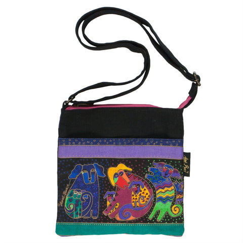 Dogs and Doggies Crossbody Handbag