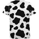 Cow Pattern Costume All Over Adult T-Shirt