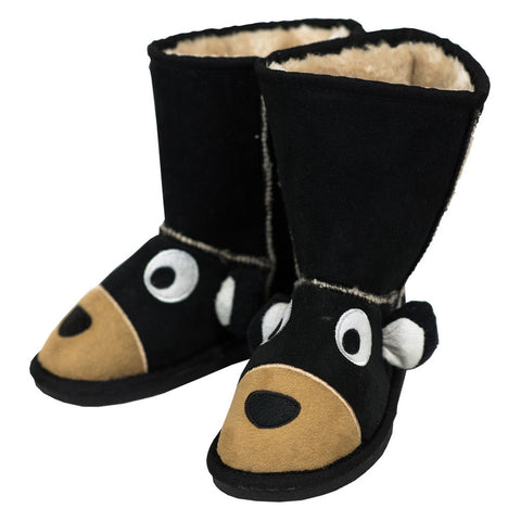 Bear Toasty Toez Youth Boots