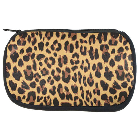 Cheetah Pattern Travel Bag
