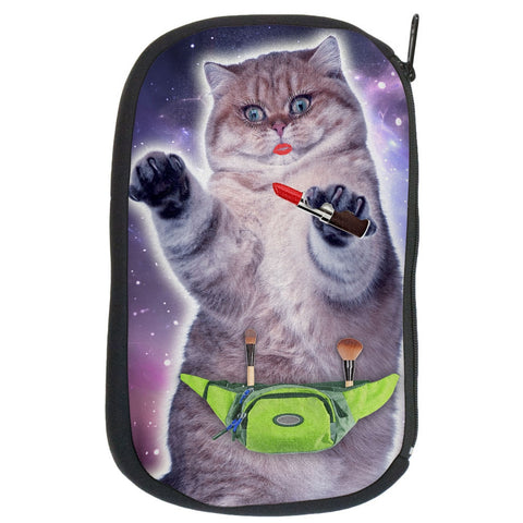 Makeup Cat Travel Bag
