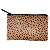 Cheetah Fur Coin Purse