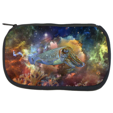 Cuttlefish IN SPACE Makeup Bag