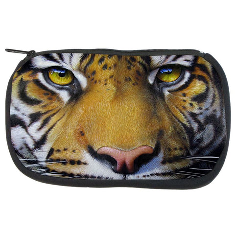 Siberian Tiger Face Travel Bag