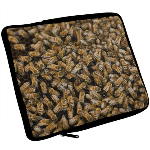 All Over Bees iPad Tablet Sleeve
