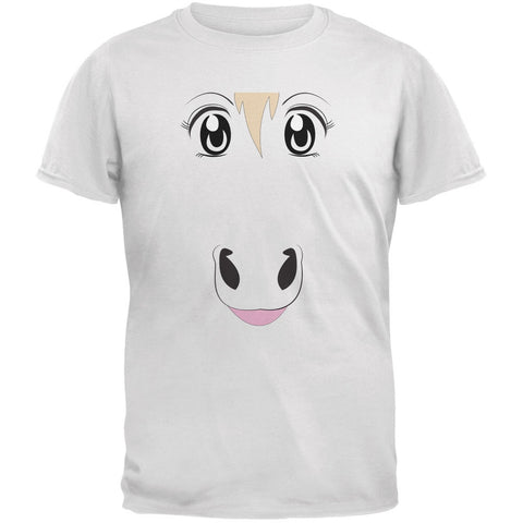 Anime Horse Face Uma Natural Youth T-Shirt