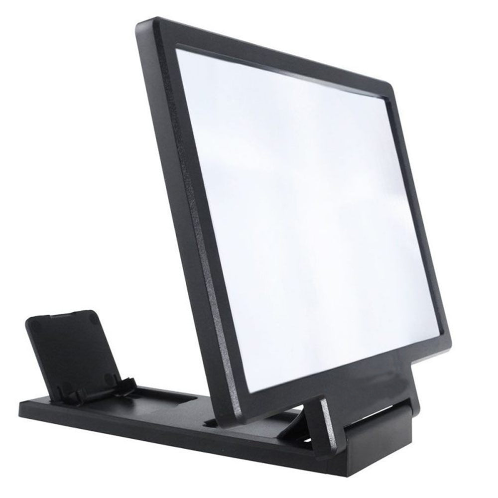 Hd Radiation Protection 3 D Mobile Phone Screen Magnifier