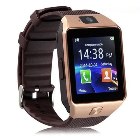 Mobile Phone & Camera in your wrist Smart Watch
