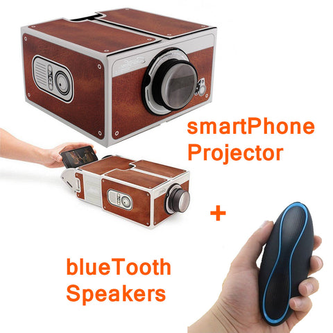 Smart Phone Home Theater