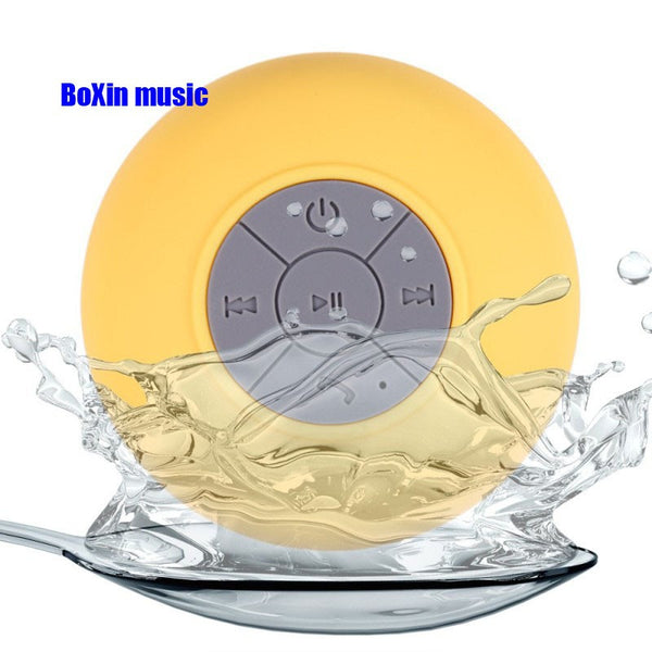 Water Proof Mini Bluetooth Speaker With Mic