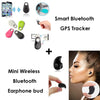 Mini Wireless Bluetooth Earphone bud +Smart Bluetooth GPS Tracker