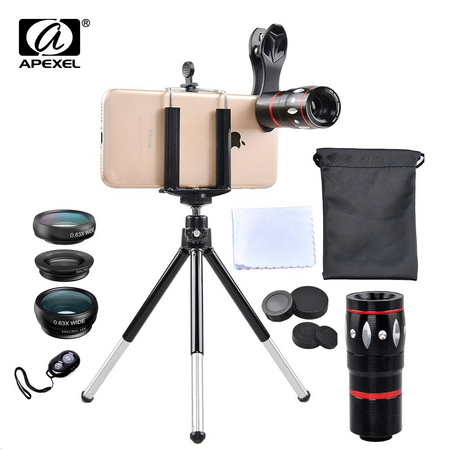 5 in 1 Mobile Lenses