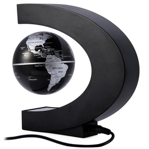 Magnetic Mini Floating Globe Light