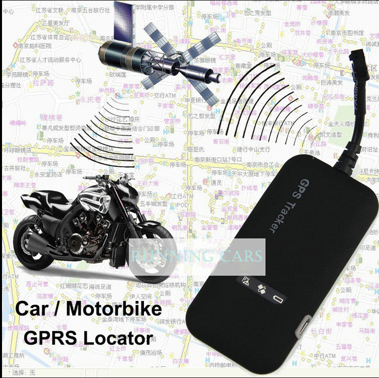 Mini Car GPS tracker Realtime Car GSM GPRS GPS Tracking Alarm system Tracking Device