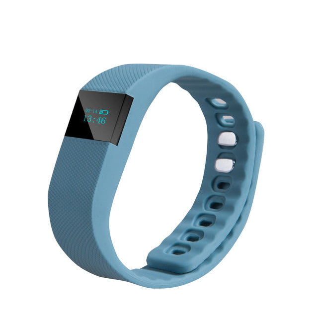 Smart Bracelet Fitness Watch Wrist Pedometer Sport Tools and Much More
