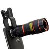 Mobile Telescope 8x Manual ZOOOOOOM