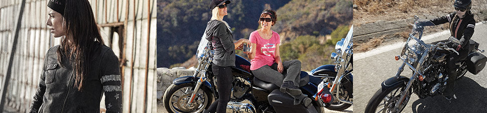 Shop Harley-Davidson Women's Clothing