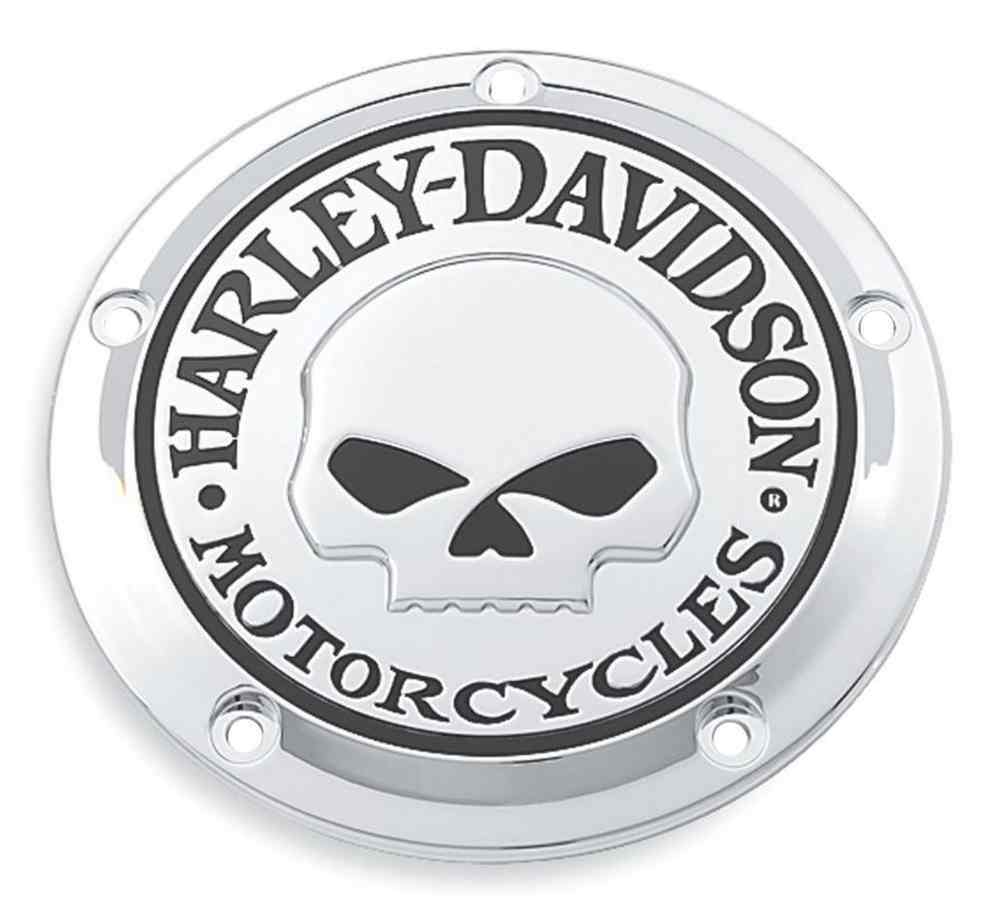 Harley-Davidson Willie G Skull Derby Cover