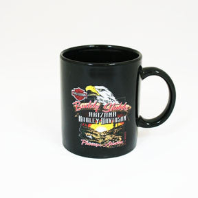 Buddy Stubbs Arizona Harley-Davidson Eagle Coffee Mug