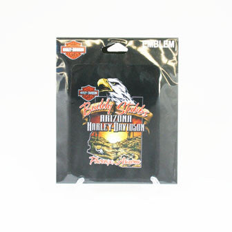Buddy Stubbs Arizona Harley-Davidson Eagle Patch