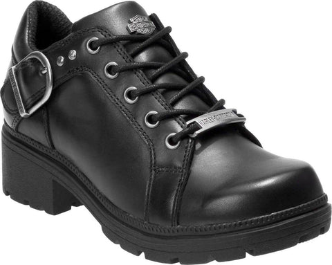 Women's Harley-Davidson® Rovana 3-Inch Casual Ankle Boots - Black -  D84407