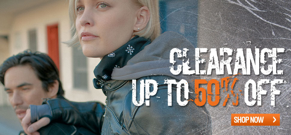 Harley-Davidson Clearance & Specials