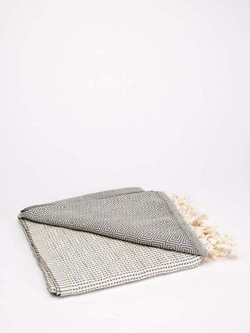 Turkish Towel - Diamond Weave