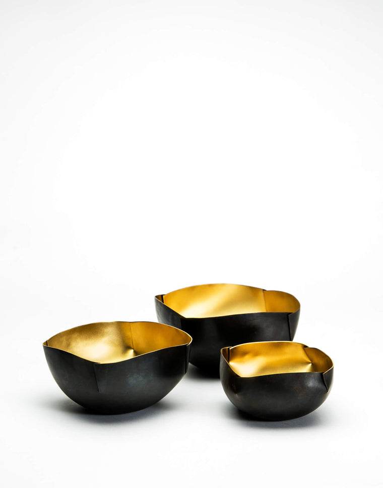 Four Edge Bowl