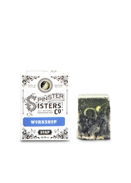Spinster Sisters Bath Soap