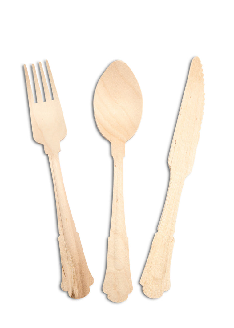 Eat. Drink. Host. Fancy Schmancy Utensils