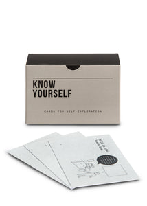 School of Life Prompt Cards: Know Yourself