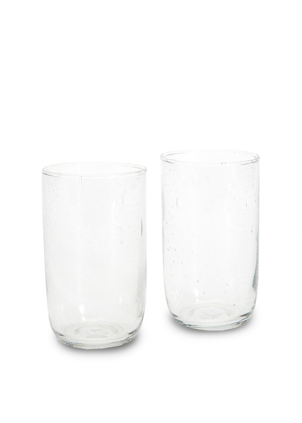 Bubble Glass Glassware