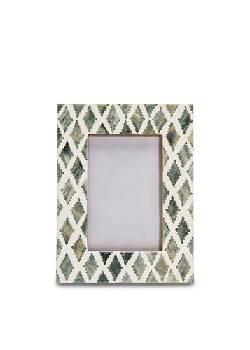 Green Diamond Frame