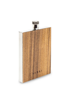 Rosewood Pocket Flask