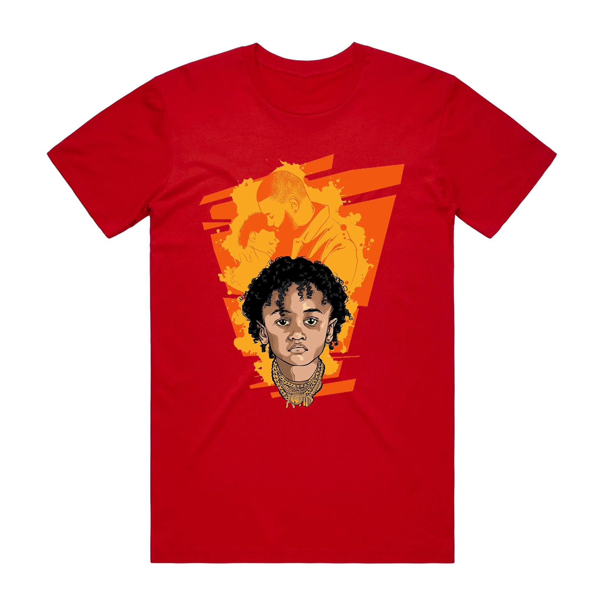 RED EVOLUTION T-SHIRT 2