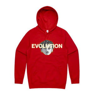 Joyner Lucas Red Evolution Hoodie Premium Merch