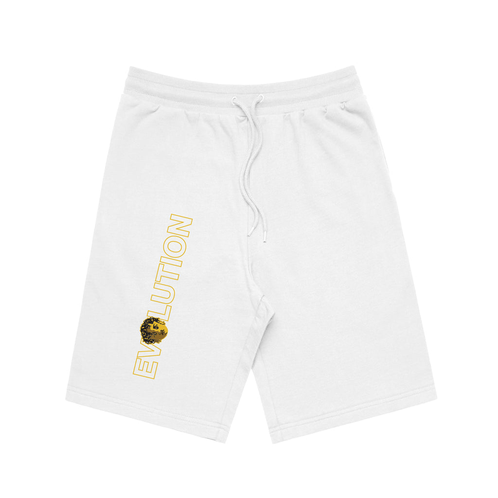 WHITE EVOLUTION SHORT