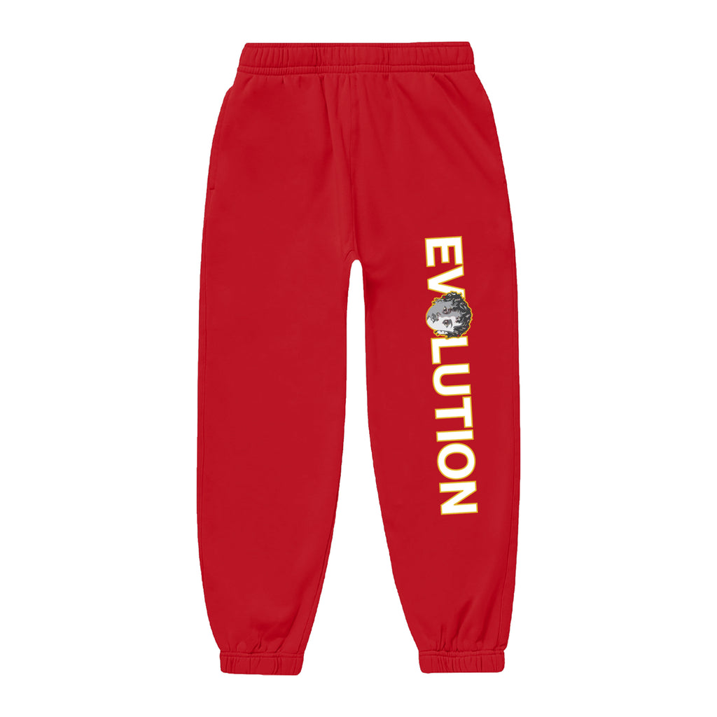 RED EVOLUTION JOGGER