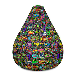 ADHD Bean Bag Chair w/ filling