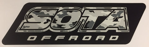 SOTA Offroad Camouflage Sticker